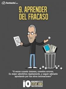 Los 10 Mandamientos de Steve Jobs 9