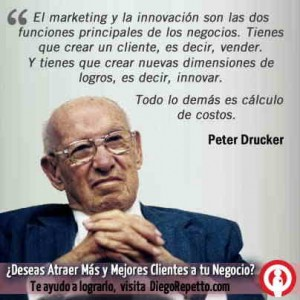 Marketing e innovacion