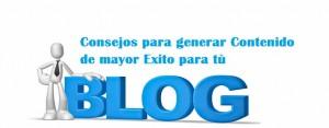consejos contendopara blog