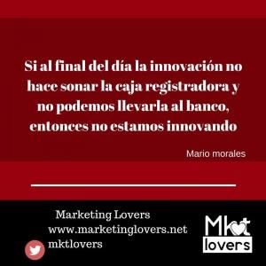 Innovadoras estrategias  de marketing