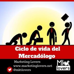ciclo de vida del mercadólogo