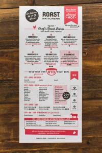 Claves para diseñar un menú exitoso para tu restaurante
