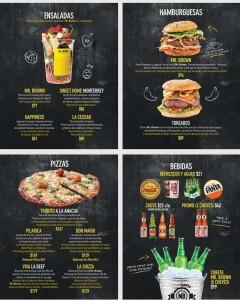 Claves para diseñar un menú exitoso para tu restaurante m