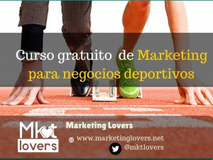 Curso gratis de Marketing  deportivo