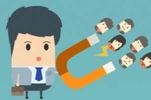 atraer a tus primeros clientes potenciales