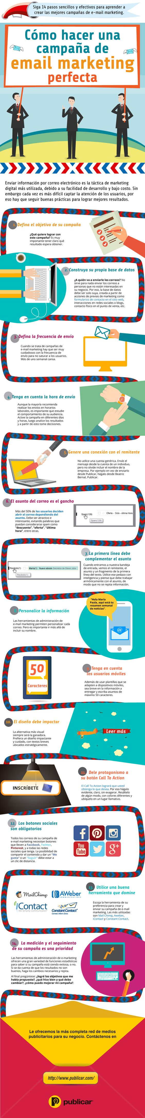 campaña exitosa de e-mail marketing