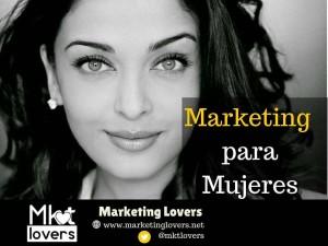 Estrategia de Marketing para  mujeres