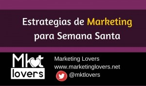 Marketing para semana santa