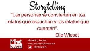 storytelling para marca personal