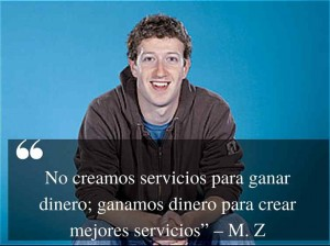 Lecciones de Marketing por Mark Zuckerberg