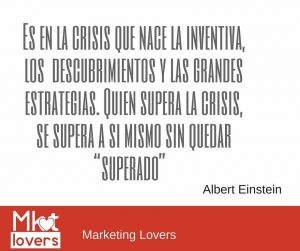 Estrategia de Marketing en tiempos de crisis