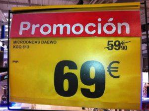 psicologia del precio