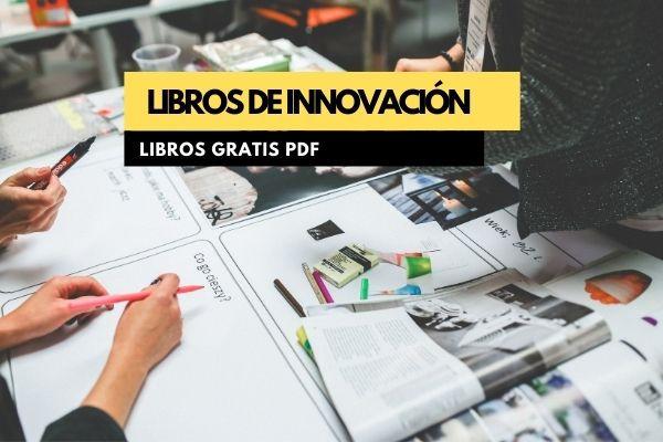 Libros PDF innovación