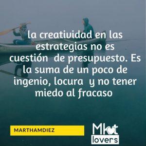 frases para desarrollar creatividad