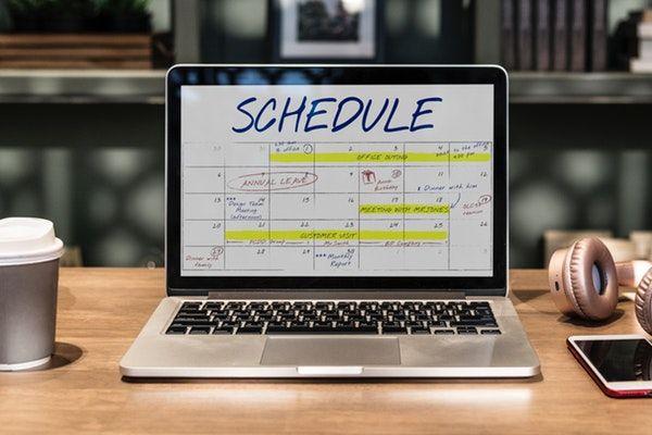 calendario contenidos plantillas